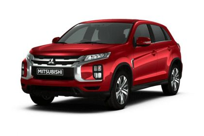Mitsubishi ASX personal contract purchase cars