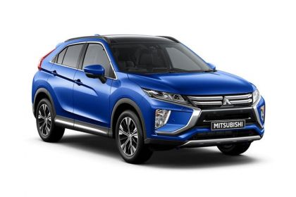 Mitsubishi Eclipse Cross personal contract purchase cars