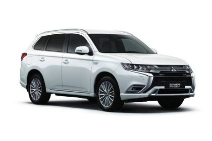 Mitsubishi Outlander personal contract purchase cars