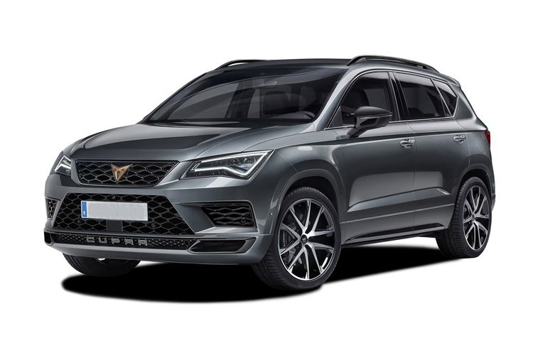 CUPRA Ateca SUV 4Drive 2.0 TSI 300PS VZ2 5Dr DSG [Start Stop] back view