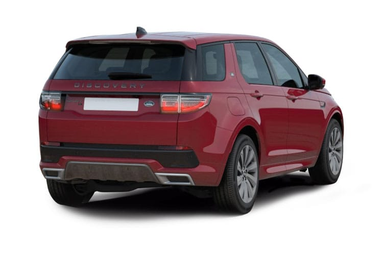 Land Rover Discovery Sport SUV 2.0 P MHEV 200PS R-Dynamic SE 5Dr Auto [Start Stop] [5Seat] back view