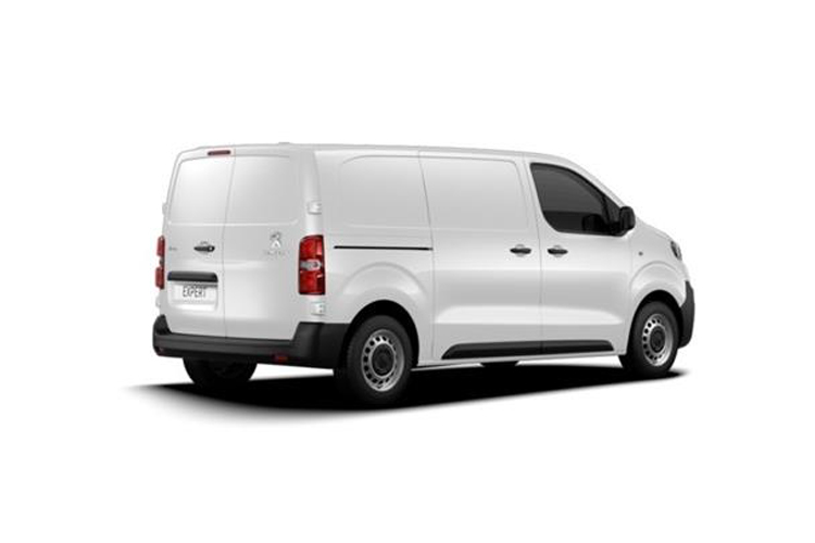 Peugeot Expert Long 1400Kg 2.0 BlueHDi FWD 120PS Professional Van Manual [Start Stop] back view