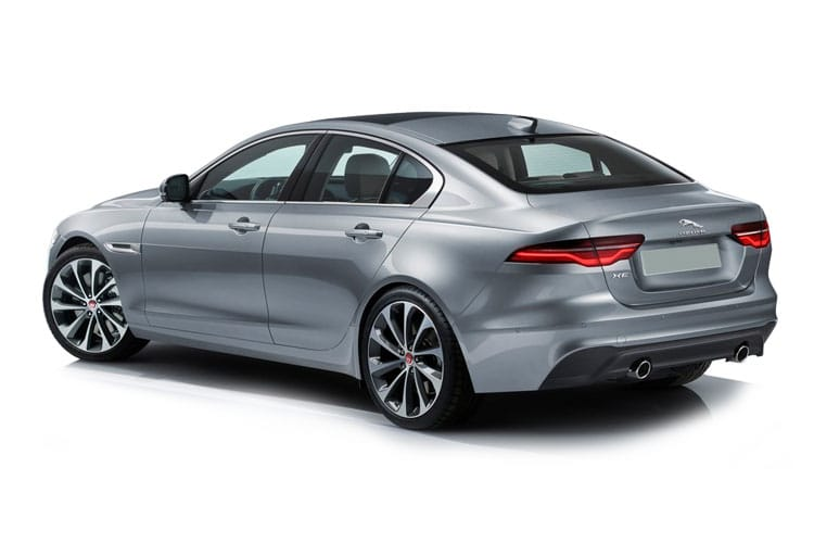 Jaguar XE Saloon 2.0 i 250PS R-Dynamic Black 4Dr Auto [Start Stop] back view