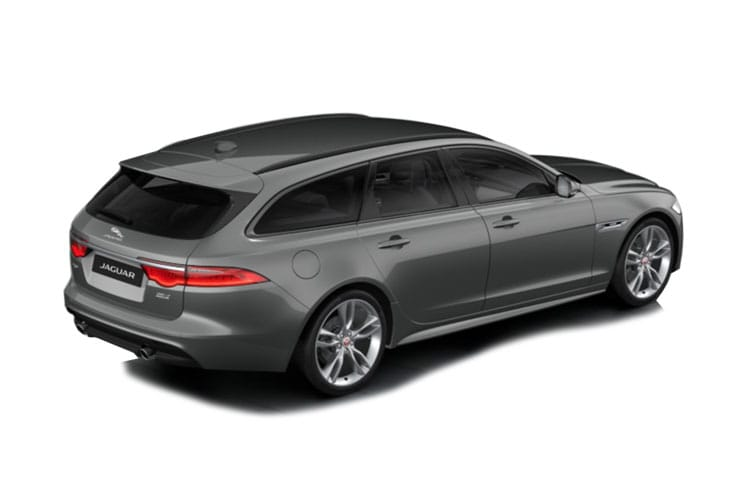 Jaguar XF Sportbrake AWD 2.0 i 300PS R-Dynamic SE 5Dr Auto [Start Stop] back view