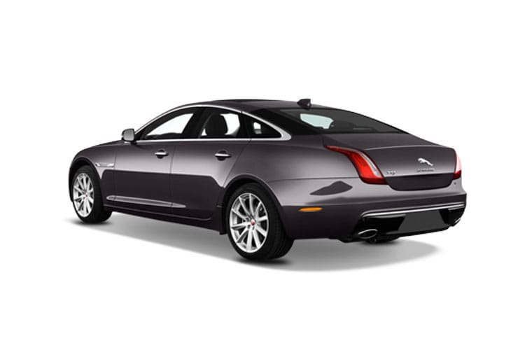 Jaguar XJ Saloon 3.0 d V6 300PS XJ50 4Dr Auto [Start Stop] back view