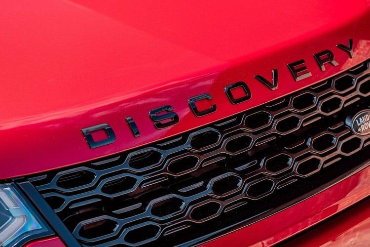 Land Rover Discovery Sport SUV 2.0 P MHEV 200PS R-Dynamic SE 5Dr Auto [Start Stop] [5Seat] detail view