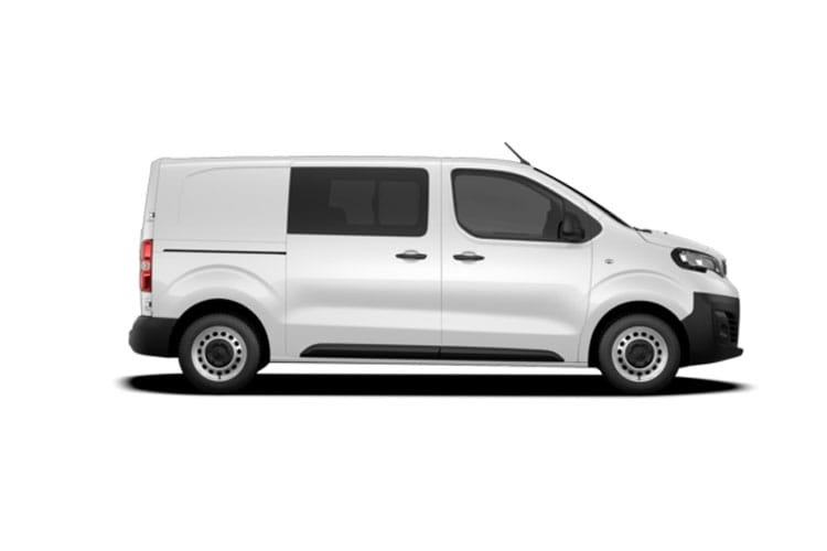Peugeot Expert Standard 1400Kg 2.0 BlueHDi FWD 150PS Sport Edition Crew Van Manual [Start Stop] detail view