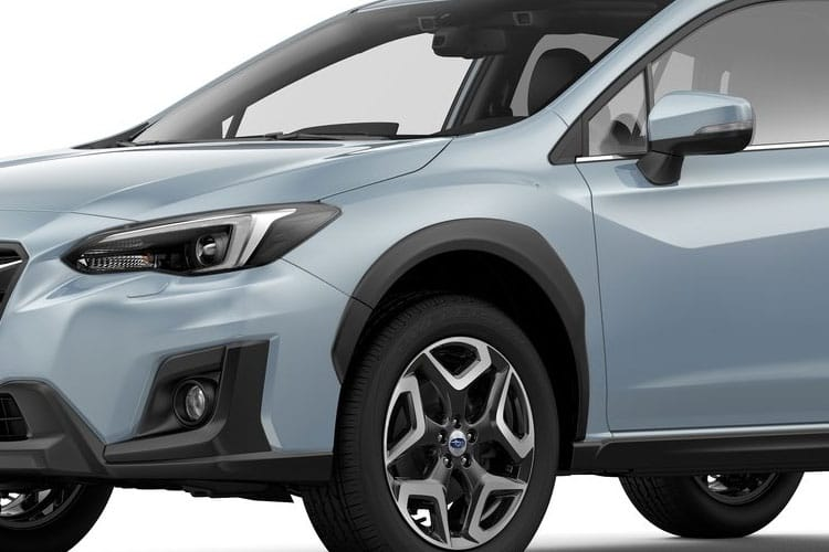 Subaru XV SUV 1.6 i 114PS SE 5Dr Lineartronic [Start Stop] detail view