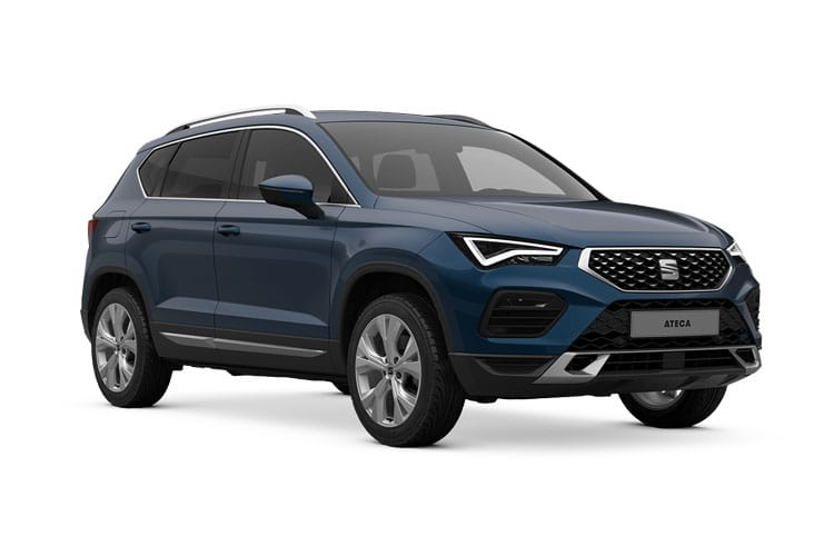 SEAT Ateca SUV 1.0 TSI Ecomotive 115PS SE Technology 5Dr Manual [Start Stop] front view