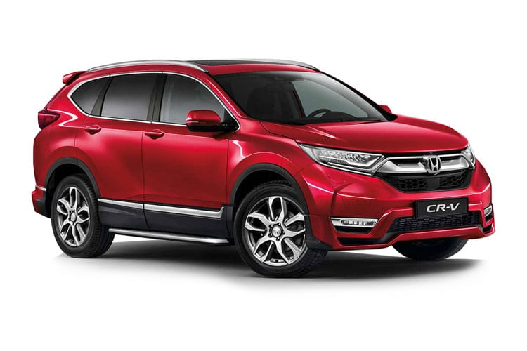 Honda CR-V SUV 2.0 h i-MMD 184PS EX 5Dr eCVT [Start Stop] front view