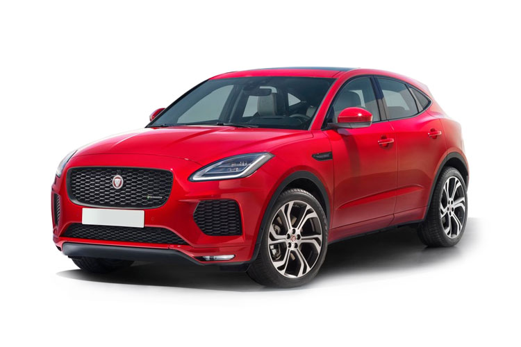 Jaguar E-PACE SUV AWD 2.0 d 240PS R-Dynamic HSE 5Dr Auto [Start Stop] front view