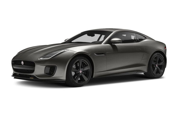 Jaguar F-TYPE Coupe AWD 5.0 V8 575PS Heritage 60 Edition 2Dr Auto [Start Stop] front view