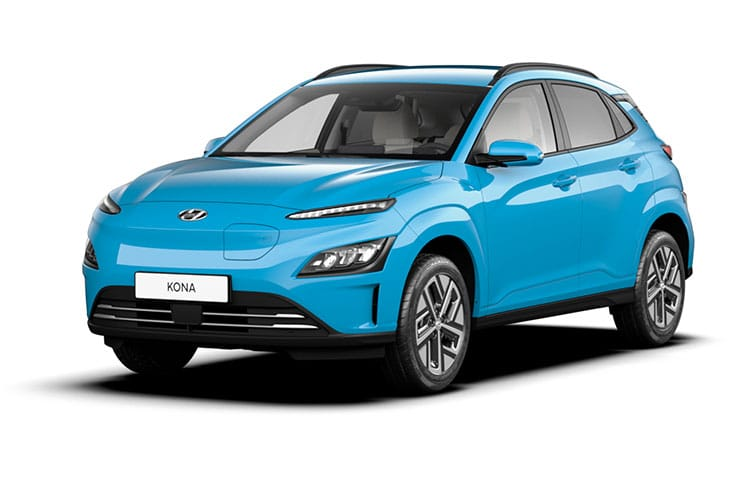 Hyundai KONA SUV 1.6 h-GDi 141PS Premium 5Dr DCT [Start Stop] front view