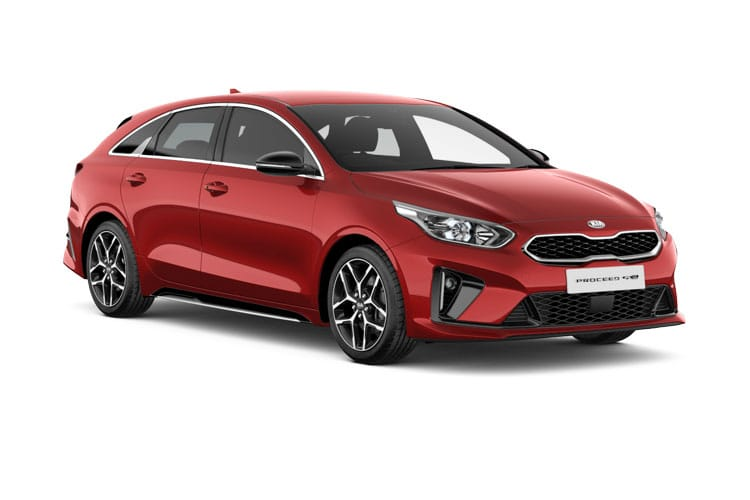 Kia Ceed Sportswagon 5Dr 1.0 T-GDi 118PS 3 5Dr Manual [Start Stop] front view