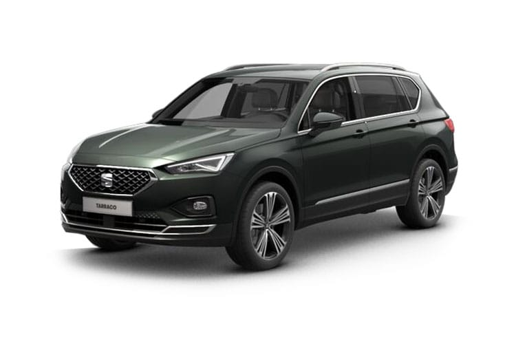 SEAT Tarraco SUV 1.5 TSI EVO 150PS SE Technology 5Dr Manual [Start Stop] front view