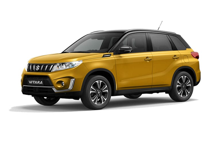 Suzuki Vitara SUV ALLGRIP 1.4 Boosterjet MHEV 129PS SZ5 5Dr Manual [Start Stop] front view