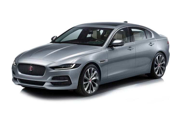 Jaguar XE Saloon 2.0 i 250PS R-Dynamic Black 4Dr Auto [Start Stop] front view