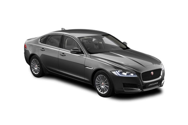 Jaguar XF Saloon 2.0 d 180PS R-Sport 4Dr Manual [Start Stop] front view