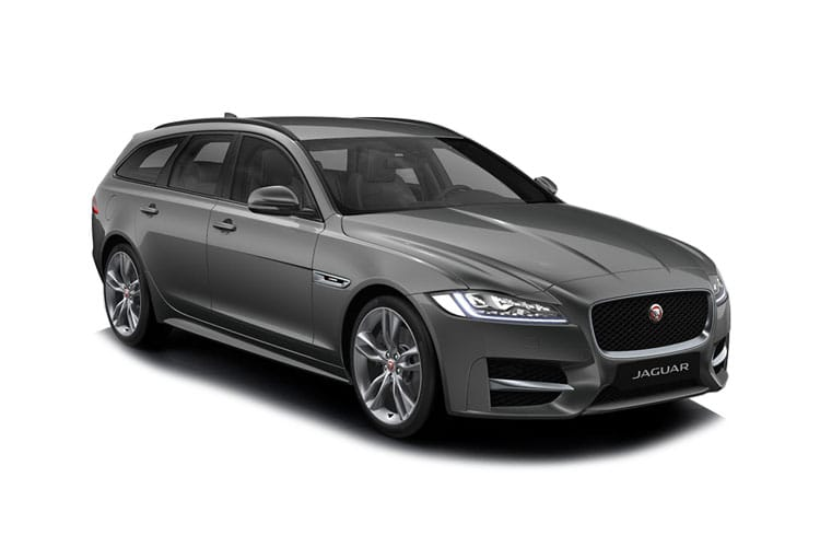 Jaguar XF Sportbrake AWD 2.0 i 300PS R-Dynamic SE 5Dr Auto [Start Stop] front view