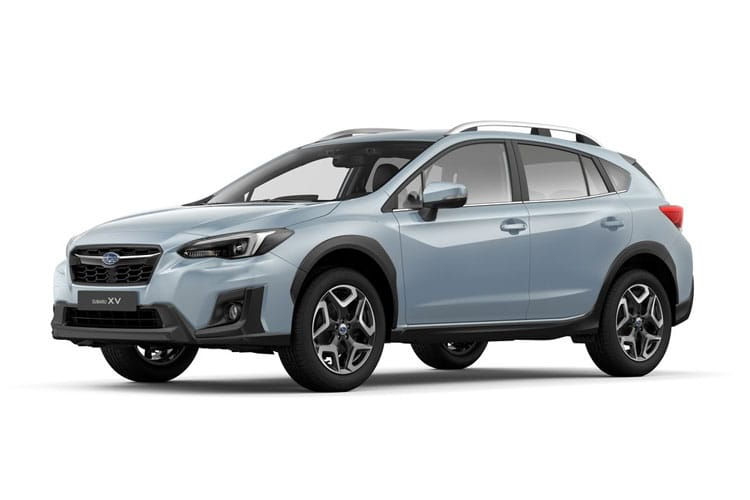 Subaru XV SUV 2.0 e-Boxer 150PS SE 5Dr Lineartronic [Start Stop] front view
