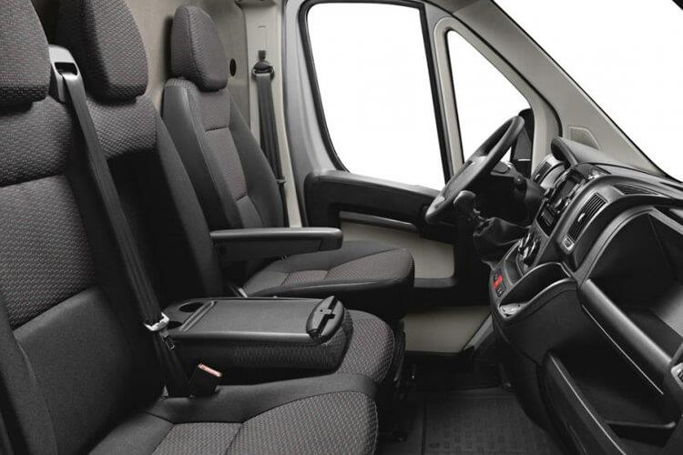 Peugeot Boxer 335 L3 2.2 BlueHDi FWD 140PS Professional Crew Van High Roof Manual [Start Stop] inside view