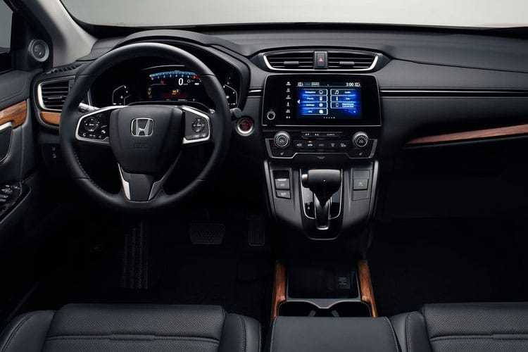 Honda CR-V SUV 2.0 h i-MMD 184PS EX 5Dr eCVT [Start Stop] inside view