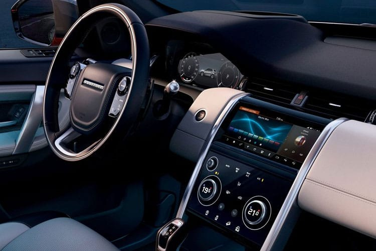 Land Rover Discovery Sport SUV 2.0 P MHEV 200PS R-Dynamic SE 5Dr Auto [Start Stop] [5Seat] inside view