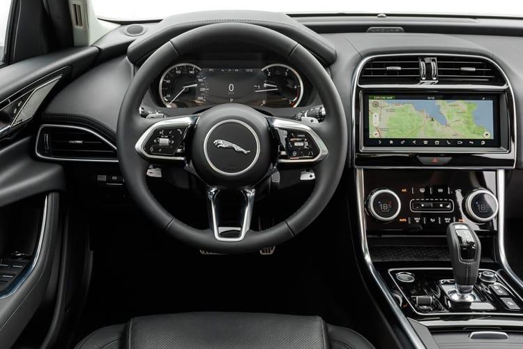Jaguar XE Saloon 2.0 i 250PS R-Dynamic Black 4Dr Auto [Start Stop] inside view