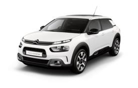 Citroen C4 Cactus Hatchback car leasing