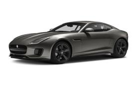 Jaguar F-TYPE Coupe car leasing