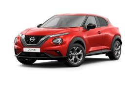 Nissan Juke SUV personal contract purchase cars