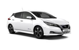 Nissan Leaf Hatchback personal contract purchase cars