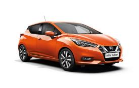 Nissan Micra Hatchback personal contract purchase cars