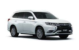 Mitsubishi Outlander SUV personal contract purchase cars
