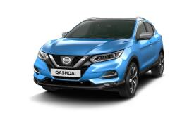 Nissan Qashqai SUV personal contract purchase cars
