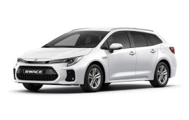 Suzuki Swace Estate car leasing