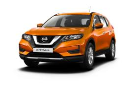 Nissan X-Trail SUV personal contract purchase cars
